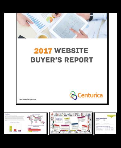 Centurica 2017 Website Buyers Report